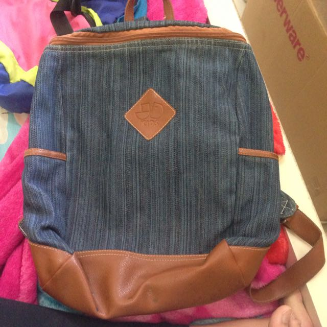 JD KIDS Denim Mini Backpack
