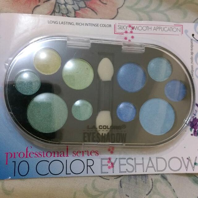 L.A. Colors Eyeshadow Palette