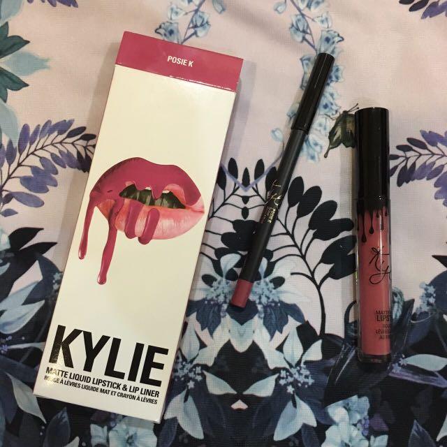 Lipkit By Kylie POSIE K