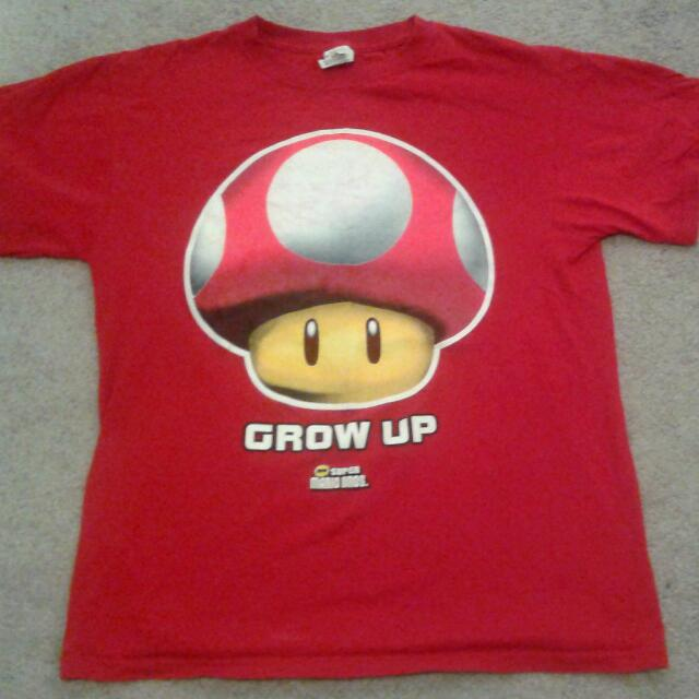 Lootcrate Mario T Shirt