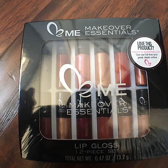 Makeover Essentials Lip Gloss