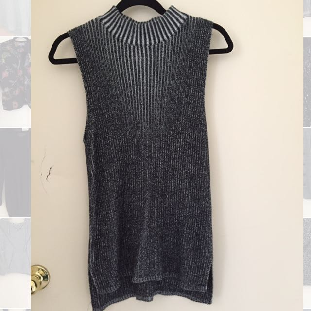 Miss Shop Knit Vest