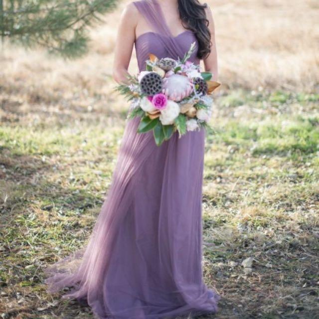 Prom Dress Braidsmaid Dress Formal Dance