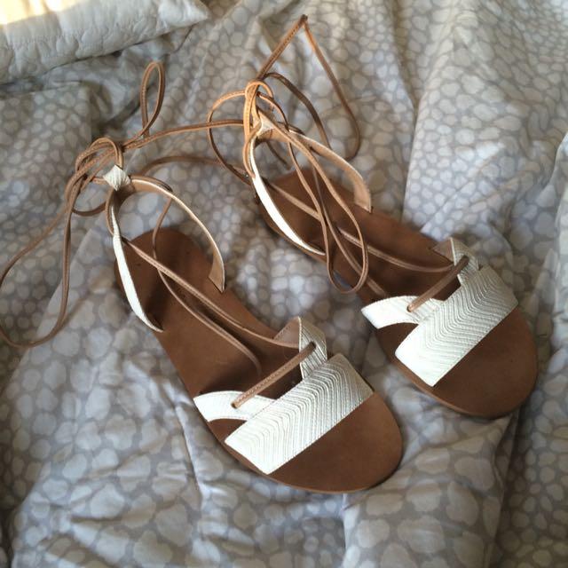 Spring Caowien Sandals