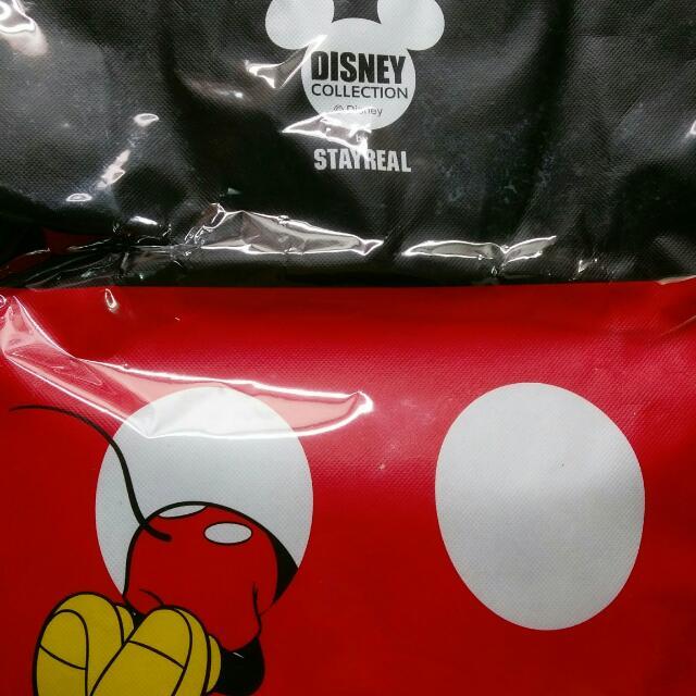 Stayreal迪士尼聯名購物袋子