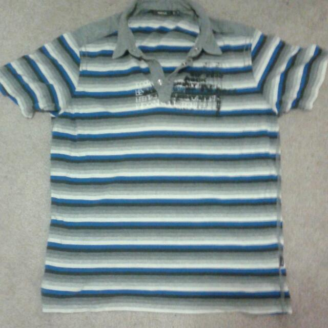 Stripped Polo