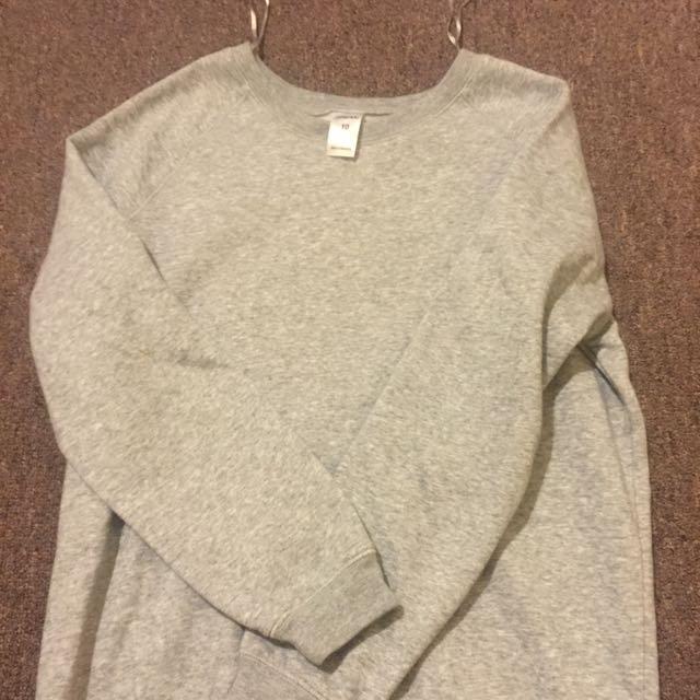 Sweat Shirt Jumper For Gym