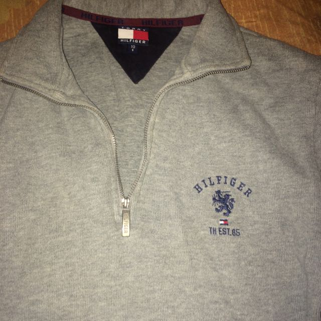 Tommy Hilfiger Zip Up