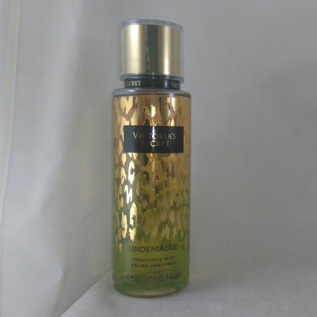 Victoria's Secret Undeniable Fragrance Mist, 250ml