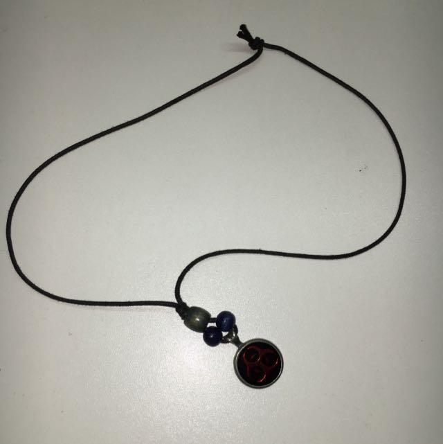 Weird Necklace??