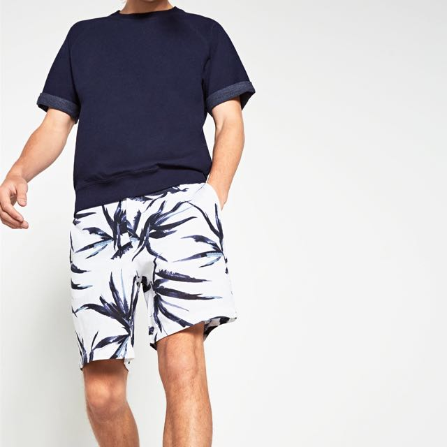 Zara Bermuda Short