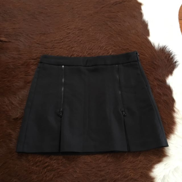 ZARA black skirt XS