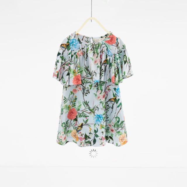 Zara Double Layer Dress