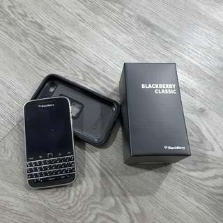 Blackberry Classic Non Cam (Reserved)