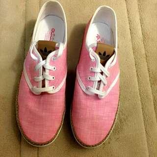 adidas櫻花粉鞋🌸