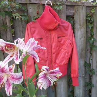 UK2LA Leather Jacket