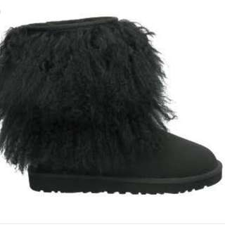 Black UGG Boots Size 6 BRAND NEW