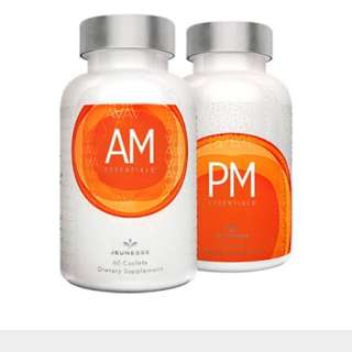 Am And Pm Essentials