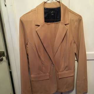 Carmel Coloured Blazer