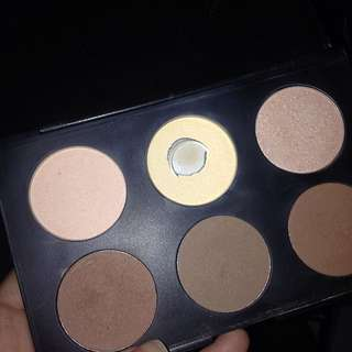 Powdered Contour Palette Australis