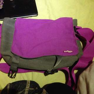 Purple Smiggle Satchel