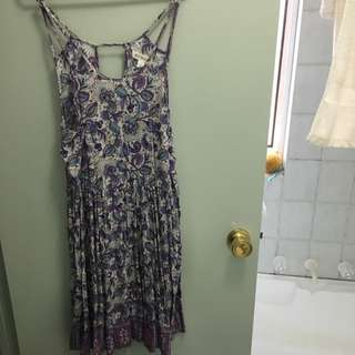 Ripcurl Paisley Floral Dress