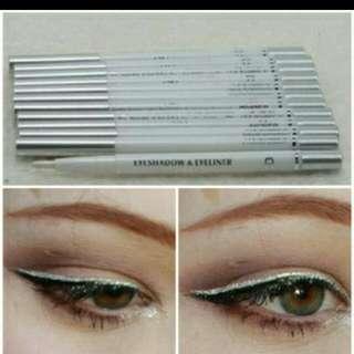 Aigner Putar Eyeshadow N Eyeliner Putih