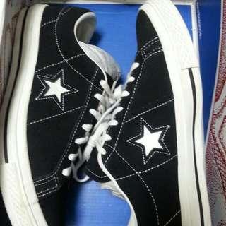 Converse all star one star