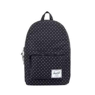 Polka Dot Herschel Backpack