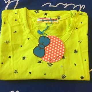 保留-全新韓版造型大童棉質T上衣15