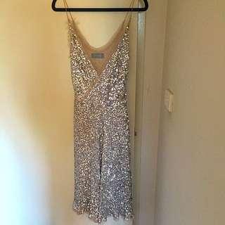 Sheike Sequin Dress