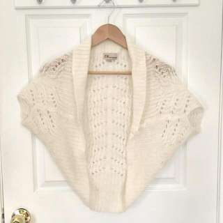 Costa Blanca Knit Crop Sweater