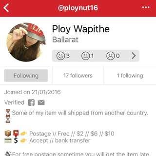 Don't Buy From This Seller