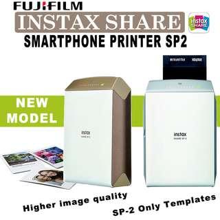 Fujifilm Instax SP2 Smartphone Printer