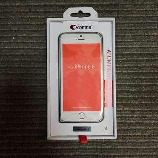"""Comma Aluminium Bumper For iPhone 6s/6 (4.7"""")"""