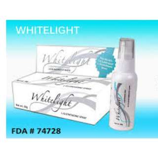 NUTRITIONAL COSME-CEUTICALS (white light )