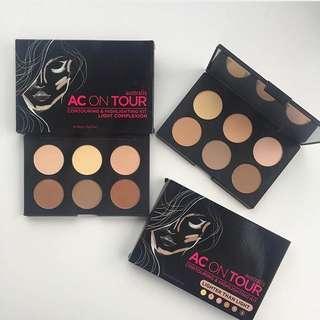 Australis Cosmetic AC ON TOUR kit