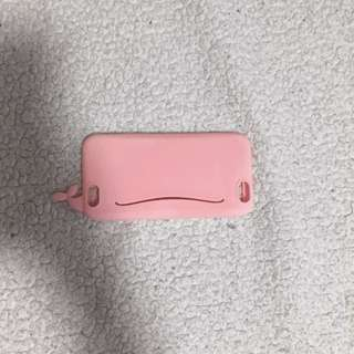 Pink Whale iPhone 6 Case