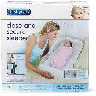 First Years Co-Sleep