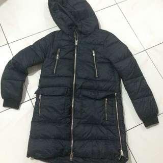 Winter Jacket Navy