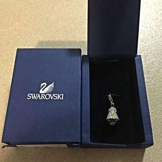 Swarovski Bell Charm