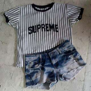Supreme Top Only