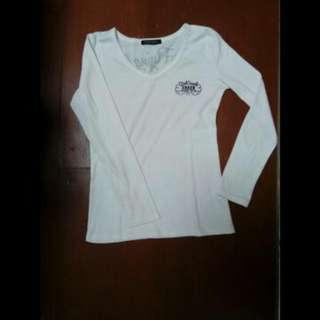 White Sleeve