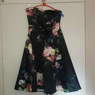 The Closer Lover Midi Dress- Size L