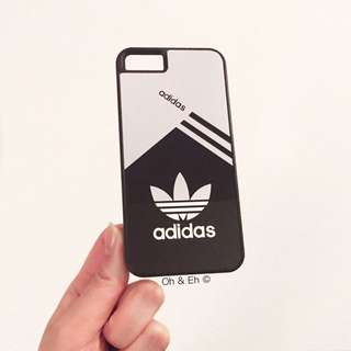 Adidas Mirrored Case