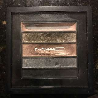 Authentic MAC Smokeluxe Palette