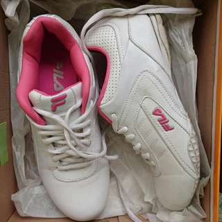 Fila Training Shoes For Woman