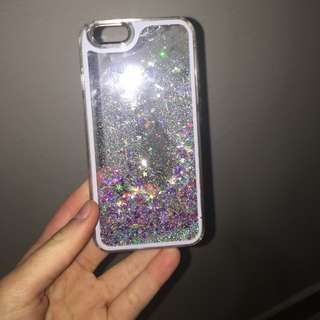 Glittery iPhone 5 case