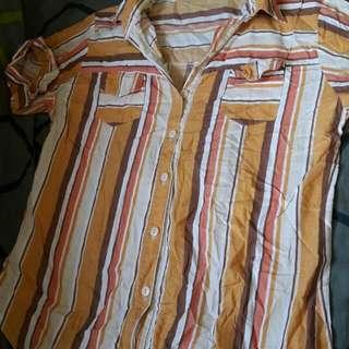 Stripes CORPORATE BLOUSE