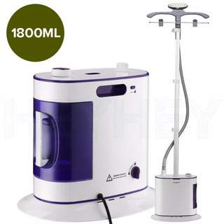 SOGA 1700W Professional Garment Steamer WHITE 9 Settings Wnite and Gold colours are available